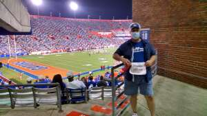 Click To Read More Feedback from Florida Gators vs. Arkansas Razorbacks - Salute Those Who Serve Game - NCAA - Football