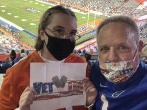 Click To Read More Feedback from Florida Gators vs. Arkansas Razorbacks - Salute Those Who Serve Game - NCAA - Football