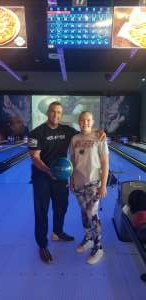 Bill attended Bowling Fatcats on Nov 11th 2020 via VetTix