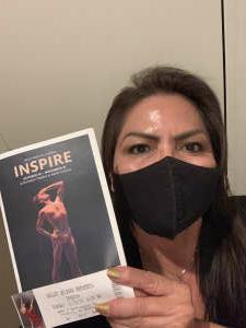 Janice attended Inspire on Nov 15th 2020 via VetTix