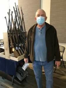 ChuckW attended Roseville Gun Show on Nov 14th 2020 via VetTix