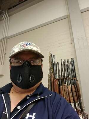 Ed Zirkle attended Roseville Gun Show on Nov 14th 2020 via VetTix