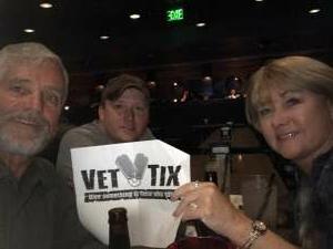 Bare attended Chris Franjola on Nov 20th 2020 via VetTix