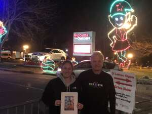 Click To Read More Feedback from Magic of Lights: Drive-through Holiday Lights Experience