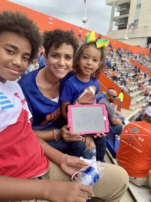 Click To Read More Feedback from University of Florida Gators vs. University of Kentucky Wildcats - NCAA Football