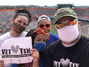 Click To Read More Feedback from University of Florida Gators vs. University of Kentucky Wildcats - NCAA Football