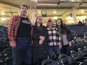 Todd attended Chris Young Live at Coolray Field With Special Guests Cassadee Pope, Payton Smith, and Kameron Marlowe on Nov 14th 2020 via VetTix