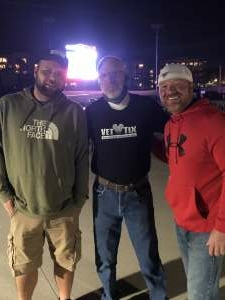 Chris H attended Chris Young Live at Coolray Field With Special Guests Cassadee Pope, Payton Smith, and Kameron Marlowe on Nov 14th 2020 via VetTix