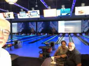 Thanks attended Bowling Fatcats on Nov 20th 2020 via VetTix