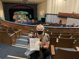 Karen attended Military Family Appreciation Day - the Magik Theatre Presents Snow White on Nov 22nd 2020 via VetTix