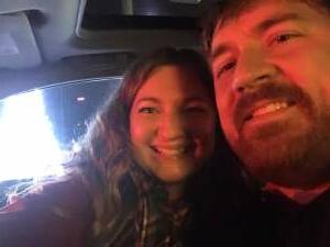 Ginger-Grace Lindquist attended Drive-thru Animated Light Show on Nov 27th 2020 via VetTix