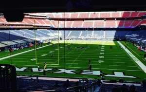 Justin  attended Houston Texans vs. New England Patriots - NFL on Nov 22nd 2020 via VetTix