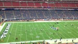 Matt attended Houston Texans vs. New England Patriots - NFL on Nov 22nd 2020 via VetTix