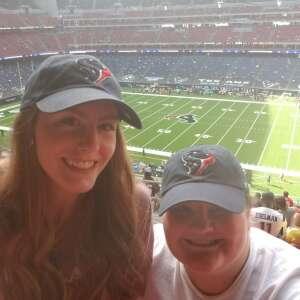 Chris attended Houston Texans vs. New England Patriots - NFL on Nov 22nd 2020 via VetTix