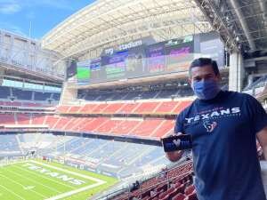 Click To Read More Feedback from Houston Texans vs. New England Patriots - NFL
