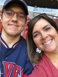 Christy attended Houston Texans vs. New England Patriots - NFL on Nov 22nd 2020 via VetTix