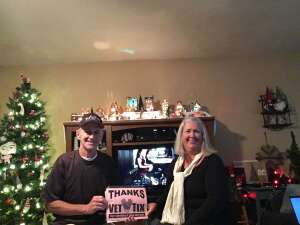 William attended Virtual Show of Princeton Symphony Orchestra - Holiday Pops! on Dec 11th 2020 via VetTix
