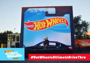 Johnny Moreno attended Hot Wheels Monster Trucks Ultimate Drive-thru on Dec 3rd 2020 via VetTix