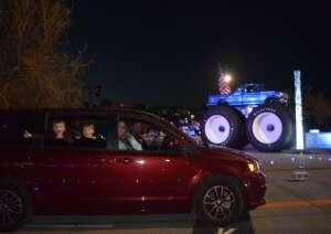 Blake attended Hot Wheels Monster Trucks Ultimate Drive-thru on Dec 3rd 2020 via VetTix