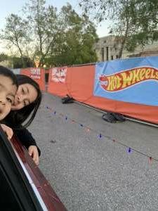 Jose Chavez  attended Hot Wheels Monster Trucks Ultimate Drive-thru on Dec 3rd 2020 via VetTix