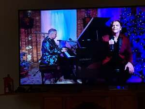 yepper attended Jim Brickman For Comfort and Joy on Dec 23rd 2020 via VetTix