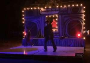 Johnny V attended Christmas Lights in LA on Dec 2nd 2020 via VetTix