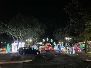 Noe Tejeda attended Christmas Lights in LA on Dec 2nd 2020 via VetTix
