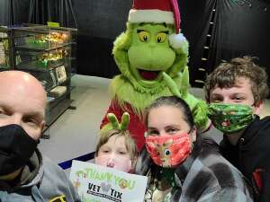 Click To Read More Feedback from Grinch's Grotto - Garden State Plaza