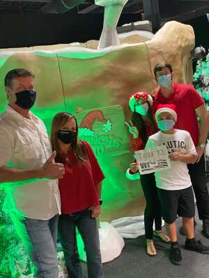 Click To Read More Feedback from Grinch Grotto - Aventura Mall