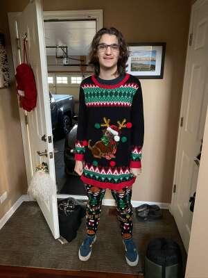 Wendy attended Manual Cinema's Christmas Carol - Online/virtual Performance on Dec 12th 2020 via VetTix