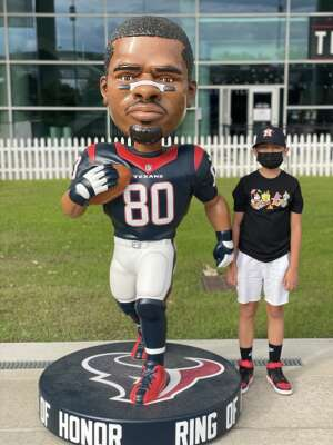 Randrade  attended Houston Texans vs. Indianapolis Colts - NFL on Dec 6th 2020 via VetTix