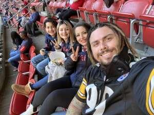 Luis attended Houston Texans vs. Indianapolis Colts - NFL on Dec 6th 2020 via VetTix