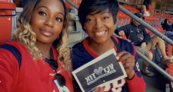 Carolyn Duran-McNeal attended Houston Texans vs. Indianapolis Colts - NFL on Dec 6th 2020 via VetTix