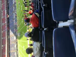 Keith attended Houston Texans vs. Indianapolis Colts - NFL on Dec 6th 2020 via VetTix