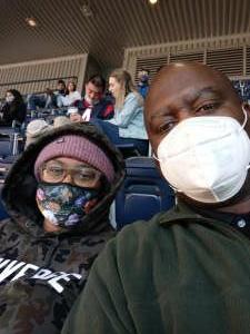 Travis attended Houston Texans vs. Indianapolis Colts - NFL on Dec 6th 2020 via VetTix