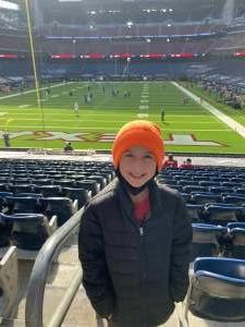 Jason attended Houston Texans vs. Indianapolis Colts - NFL on Dec 6th 2020 via VetTix
