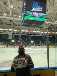 Click To Read More Feedback from Florida Everblades vs. Orlando Solar Bears - ECHL (friday)