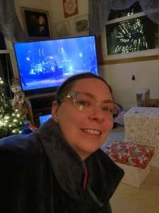 Clarissa attended Trans Siberian Orchestra Livestream Concert Experience - Christmas Eve and Other Stories on Dec 18th 2020 via VetTix