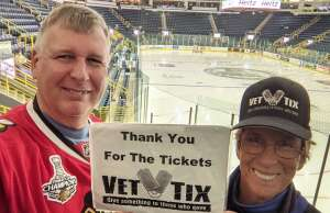 Click To Read More Feedback from Florida Everblades vs. Jacksonville Icemen - ECHL - (friday - Season Opener)