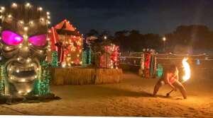 Rene D. attended Bosco Christmas Lights Drive-thru on Dec 10th 2020 via VetTix
