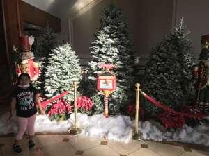 Jorge  attended Bosco Christmas Lights Drive-thru on Dec 10th 2020 via VetTix