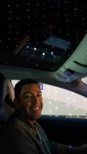 Reyes attended Bosco Christmas Lights Drive-thru on Dec 13th 2020 via VetTix