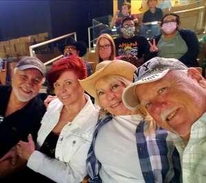 CAPT Rick attended Ram National Circuit Finals Rodeo - Military Appreciation Night on Apr 9th 2021 via VetTix