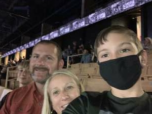 Jodie Norris attended Ram National Circuit Finals Rodeo - Military Appreciation Night on Apr 9th 2021 via VetTix