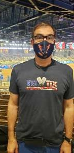 Ernie  attended Ram National Circuit Finals Rodeo - Military Appreciation Night on Apr 9th 2021 via VetTix
