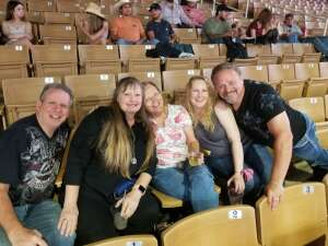 Cary Usrey - USN attended Ram National Circuit Finals Rodeo - Military Appreciation Night on Apr 9th 2021 via VetTix