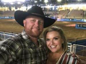 Steve attended Ram National Circuit Finals Rodeo - Military Appreciation Night on Apr 9th 2021 via VetTix