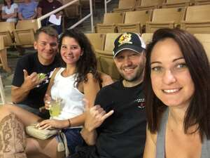 Natalie Snyder  attended Ram National Circuit Finals Rodeo - Military Appreciation Night on Apr 9th 2021 via VetTix