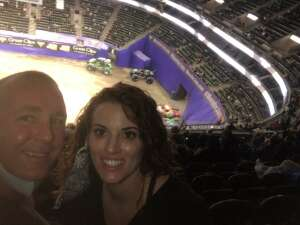 LM attended Monster Jam on Jan 10th 2021 via VetTix