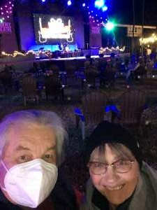 Robert attended Unwrapped: An Original Christmas Revue on Dec 15th 2020 via VetTix